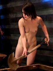 Juliette Day 2Heavy Labor, Intense Bondage, and Brutal Torment