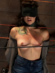 Total Amateur Gets Tied up and Dominated for the First time Ever